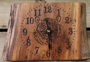 Tiger Clock